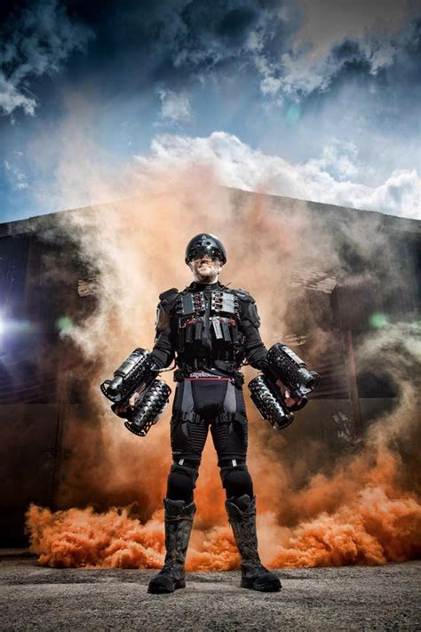 gravity to 3D-print real-life iron man suit that really flies