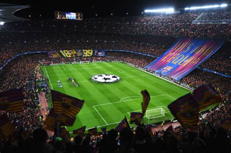 La Liga stadiums: Grounds ranked by capacity from smallest