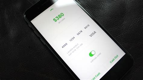 Square Cash users can now spend their balance with a